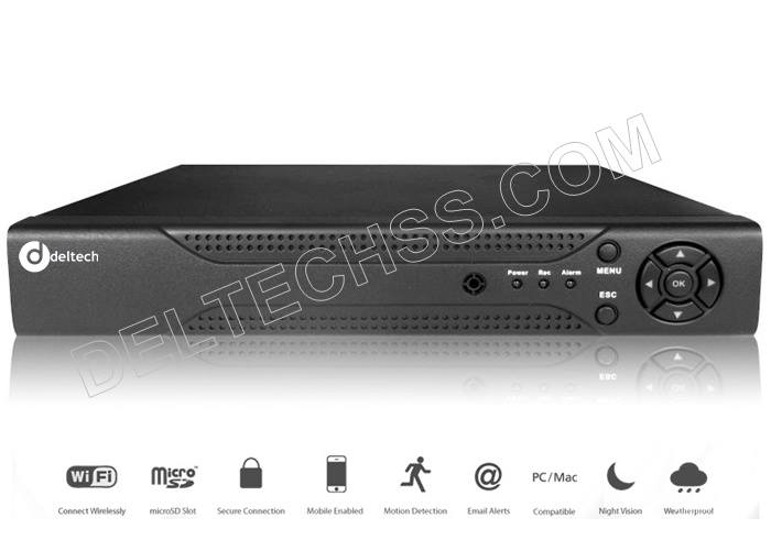 DS-HVR1216  Deltech 16ch Analog HD DVR