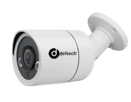 DS-212CSA1P Deltech Outdoor IR Bullet Audio Line-in Camera